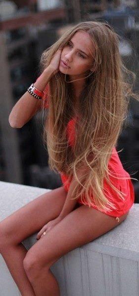 Very Skinny Blonde 94