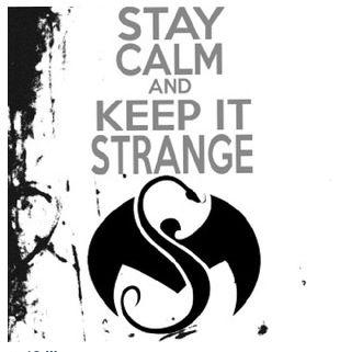 Strange Music!