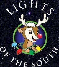 enjoy over 4 million lights at lights of the south in grovetown ga