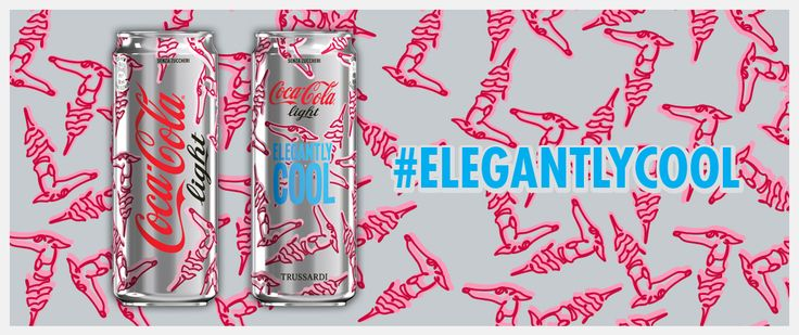 Coca Cola light - Elegantlycool _ by Trussardi_3
