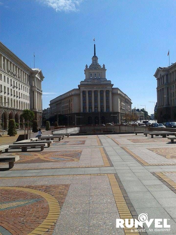 ΜΙΑ ΒΟΛΤΑ ΣΤΗ ΣΟΦΙΑ ΤΗΣ ΒΟΥΛΓΑΡΙΑΣ. #bulgaria #greekblogger #runvel