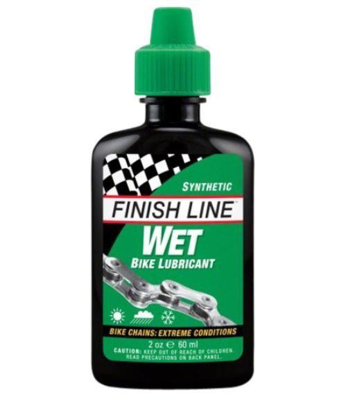 Finish Line Cross Country Wet Lube Finish Line Bike Chain Cool