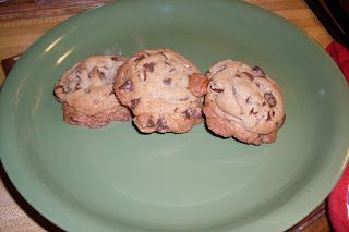Our Sunday Cafe: Chocolate Chip Cookies, the best chocolate chip cookie I have EVER made!