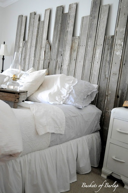 17 Best Ideas About Distressed Headboard On Pinterest