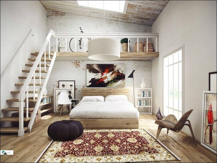 Красивые спальни, идеально подходящие для отдыха