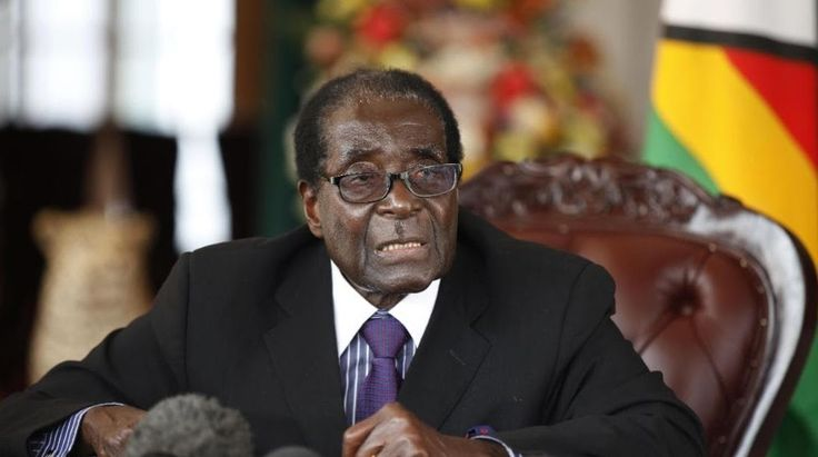 """Robert Mugabe's face """"glowed"""" with relief when he agreed to step down as Zimbabwe's president last week under pressure from the military and his party after 37 years in power the priest who mediated his resignation said on Sunday.  Father Fidelis Mukonori a Jesuit priest who is a close Mugabe friend laughed off a report by the privately owned Standard newspaper that Mugabe cried and lamented the betrayal by close lieutenants when he agreed to resign.  """"When he finished his signature his face…"""