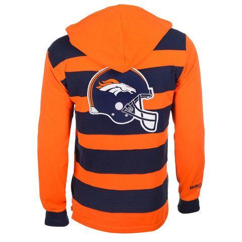 NFL Jersey's Youth Denver Broncos Nathan Palmer Pro Line Team Color Jersey