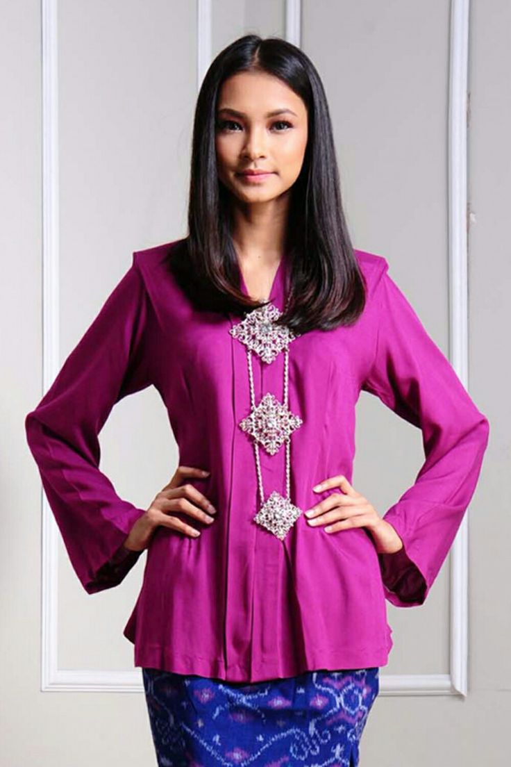 physiconmalaysia.com I Larney Luxee Kebaya Hot Pink