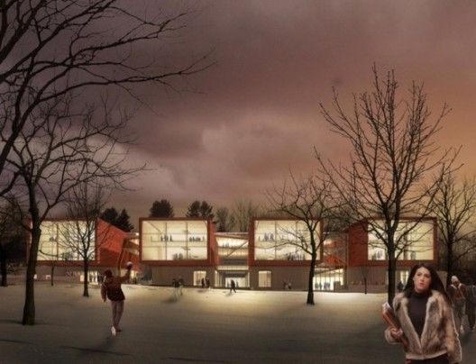 The Collaborative Inc. proposal; Courtesy Kent State University