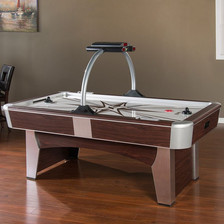 american heritage billiards monarch air hockey table u0026 smeg mini fridge cool gift combo
