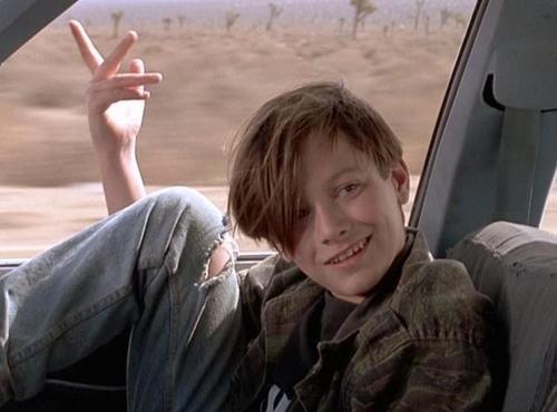 John Connor (Terminator 2 Judgement Day - actor Edward Furlong)