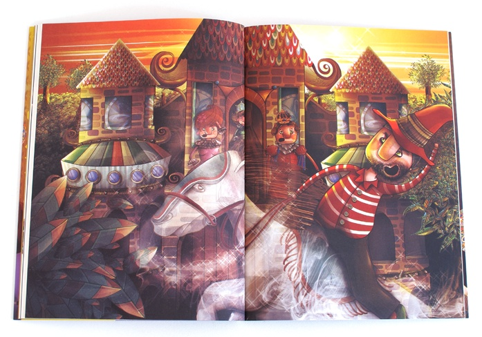 """""""Prince in trouble""""    Tiago de Mello Andrade    Illustrations by Anna Anjos   ZIT Publisher, 2011"""