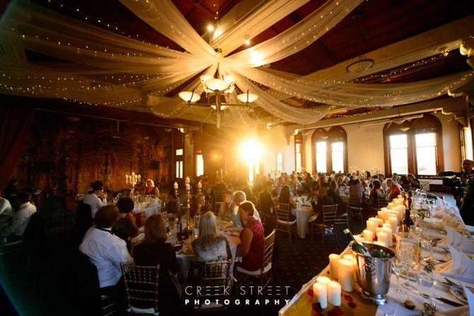 Wedding International College of Management, Sydney wedding reception