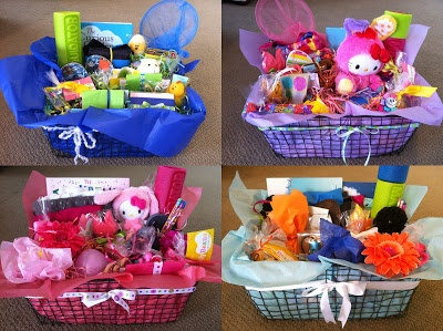 The 25 best easter gift baskets ideas on pinterest easter the contemplative creative nanas easter baskets or any holiday gift cute idea negle Gallery