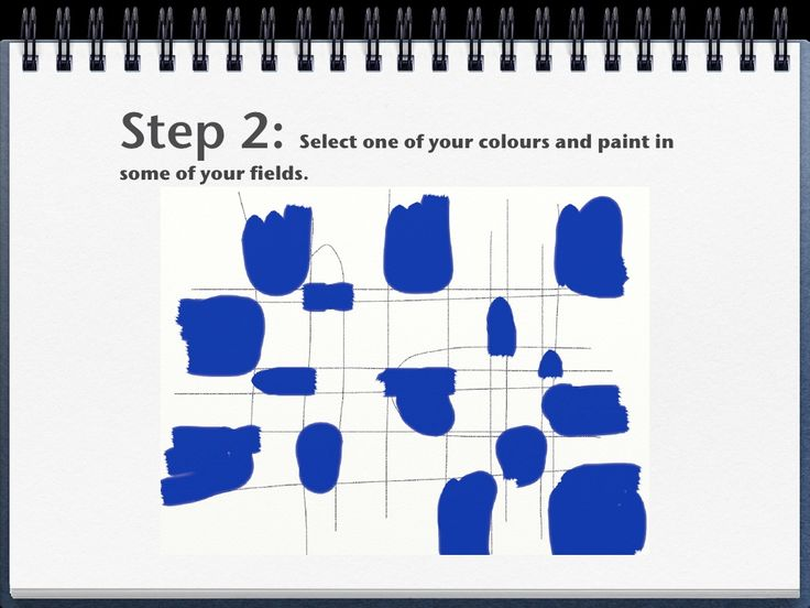 Intro to Abstract Painting-Exercise 1: Balance and Equilibrium
