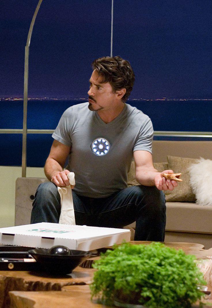 RDJ in Iron Man (2008)