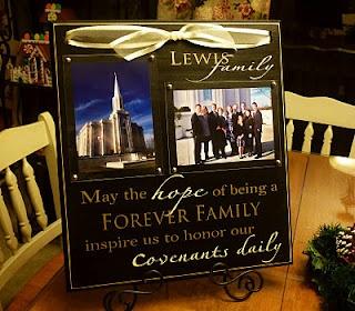 Awesome wedding gift idea!!