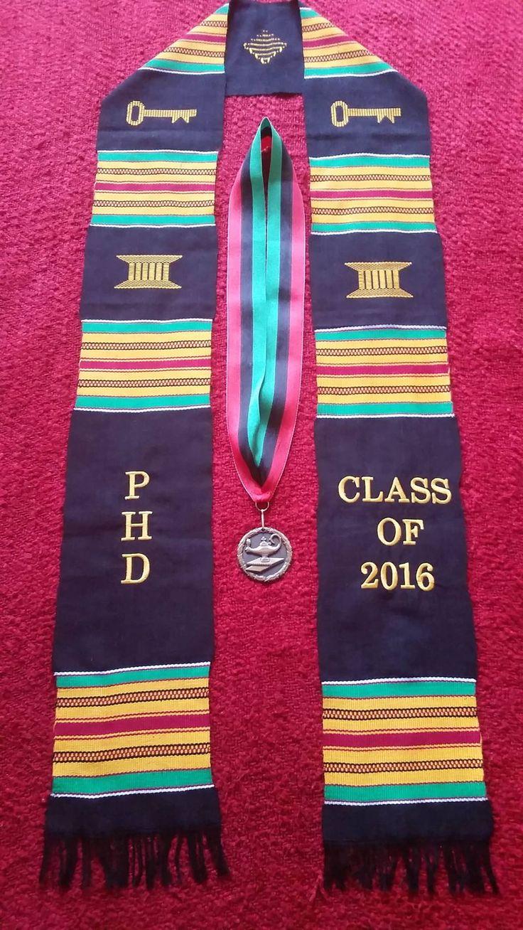 1000 Ideas About Graduation Stole On Pinterest Greek
