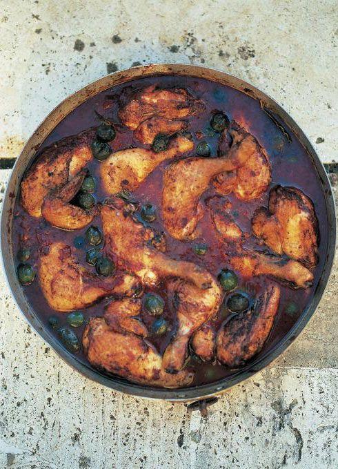 Chicken Cacciatore | Chicken Recipes | Jamie Oliver Recipes
