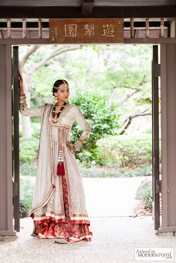 Real Wedding: Sheehan + Alex (Part Two) by Images by Hannah K - ModernRani - South Asian Wedding Blog & Directory