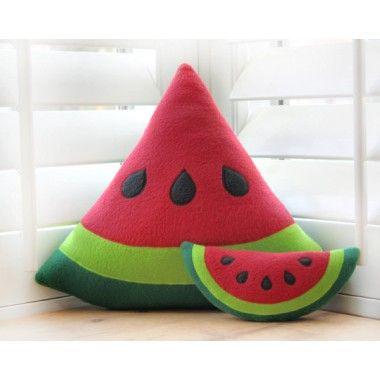 Watermelon Slice Pillow (Original) - @Freshome