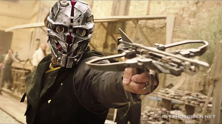 Dishonored 2 Live Action Trailer (2016)