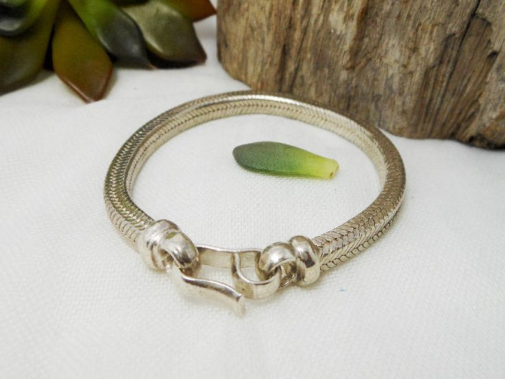 Cool Handcraft 4.5 mm Indian Square Snake Bracelet,Square Snake Chain,Snake Bracelet,Silver Tribal Bracelet,Personalized Gifts,Unisex Gifts by Supsilver on Etsy