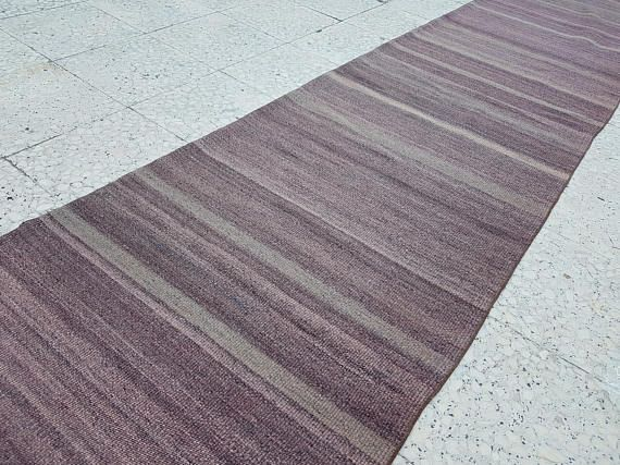 Kilim Runner Rug for Hallway indoor outdoor modern decor