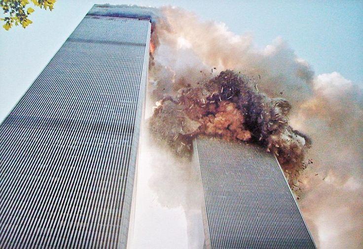 Блог - 10 редких фото теракта в США 11 сентября 2001 года, которые вы не видели