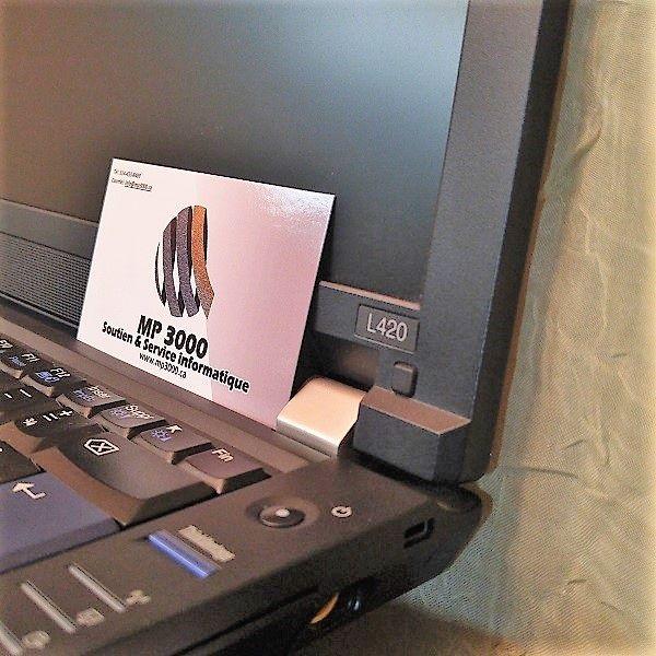 Ordinateurs portables Lenovo L420 i5 2e gén. https://mp3000.ca/produit/ordinateurs-portables-lenovo-l420-i5/  10 en stock  269$ Lenovo L420 i5 2e gén. Mémoire Vive 8GB  Disque dur 320 Gb Windows 10 pro  Usagé testé 100% Garantie 60 jours MP3000 Soutien et Service Informatique  514-433-8469 #mp3000