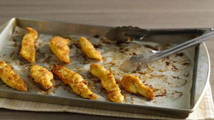 Gluten-Free Ultimate Chicken Fingers recipe from Betty Crocker