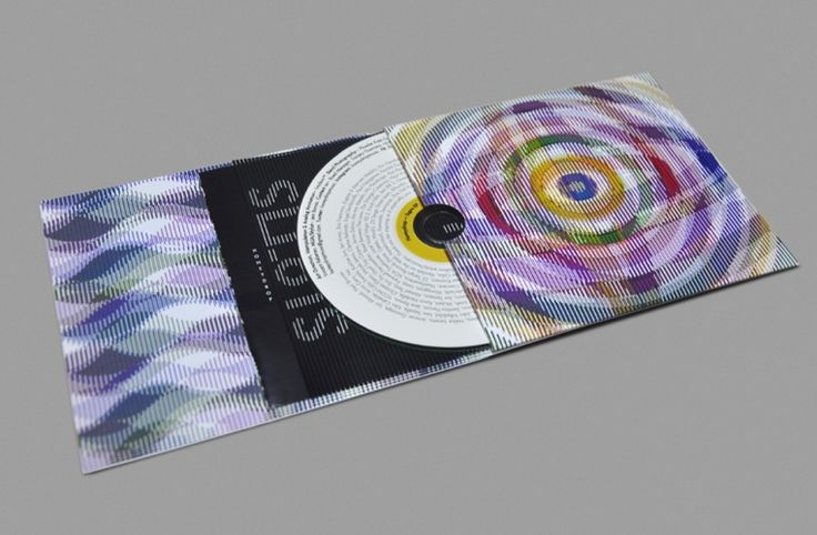 WORK: Playful album art by Inodoro™ for Honeydrop's new album Signs - Creative Review