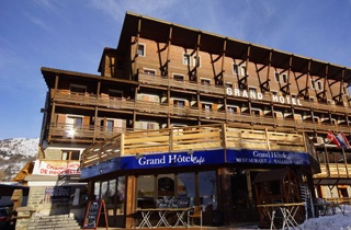 Grand Hôtel de Serre Chevalier 3* (Serre Chevalier Briançon)