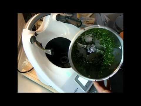 Thermomix TM5 Mediterranen Käseaufstrich 20 11 2015 - YouTube