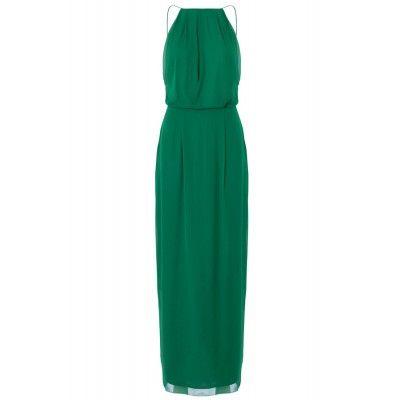 Samsøe & Samsøe - Vinson Dress Long Green - Kotyr.com