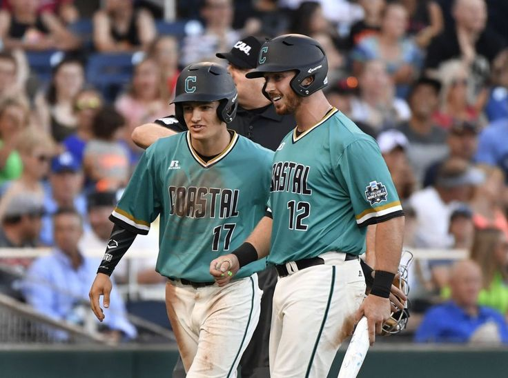 Coastal Carolina racks up Sun Belt baseball awards as team readies ...