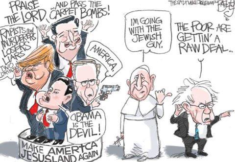 Religion and politics, US style  Conquer Fear. Instill Power. OTZMA    #SelfDefense #antisemitism #terrorism #Israel #Empowerment #kravmaga #realitybased #empowerment #mentalpreparedness #IDF #training #fear