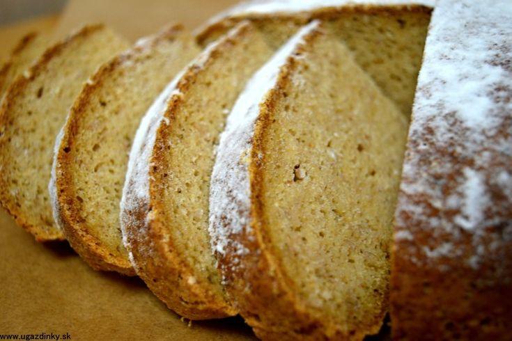 Vidiecky bezlepkový chlieb s vitamínom C