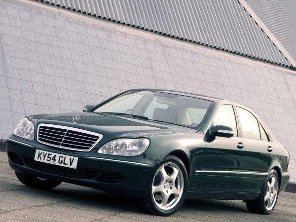 Best diesel cars ever: Mercedes S320 CDI