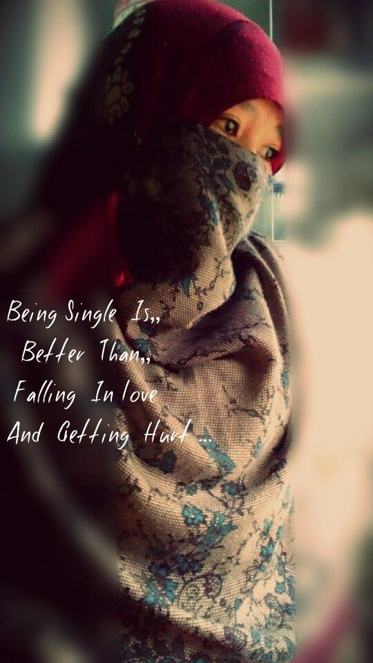 Being Single is better than falling in love and getting hurt.#saveHeart