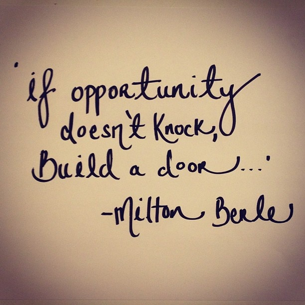 Build a door....    #samanthawills #design #fashion #art #realiseyourpotential #dream #jewellery #jewelry #inspiration