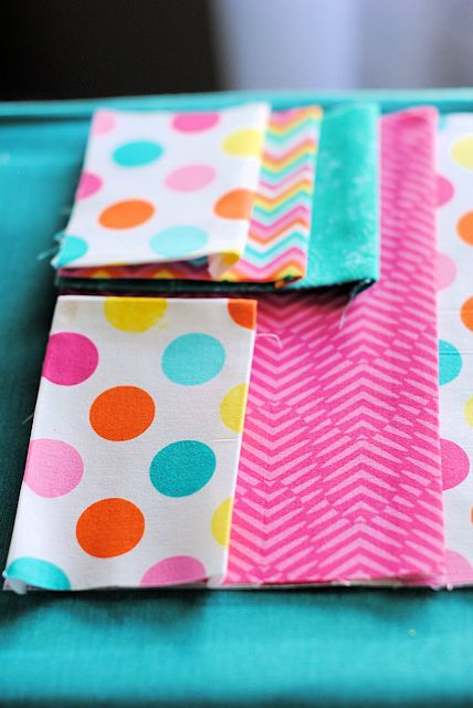 Tweet Pin It I am so in love with this project. It encompasses so many things that I love in life-bright colored fabric (polka dots are a bonus), pens and notebooks and organization and sewing! Put it all together and what do you get? An On the Go Organizer: Open it up and you'll find...Read More »