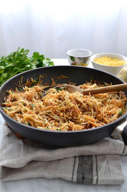 La Cuisine c'est simple: Simple comme les vermicelles grillés, céleri rave et noix de David Martin (La Paix)