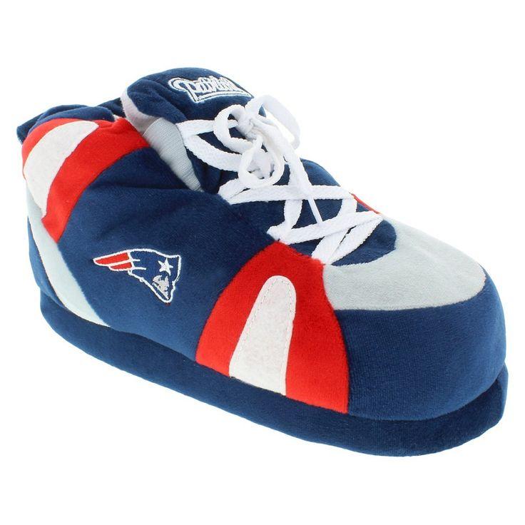 Comfy Feet NFL New England Patriots Slipper SM, Adult Unisex, Size: Small