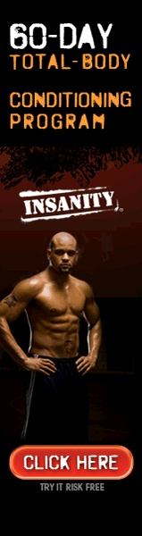 My Insanity Workout Review – Tough Work, Crazy Results