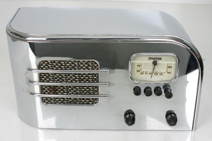 Vintage amateur radio plate