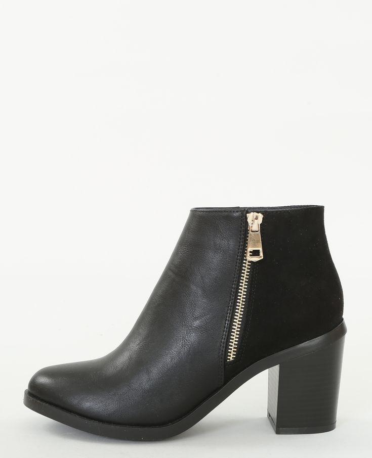 Boots bimateriale