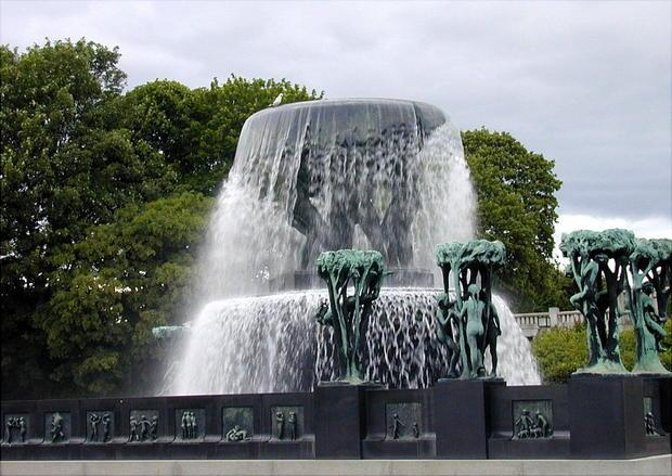 The Vigeland Park was beyond words. Such talent. Such artistry.
