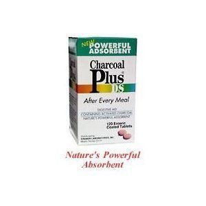 Charcoal Plus Dietary Supplement, Tablets 120 ea by Charcoal. $13.59. INDICATIONS: Activated charcoal tablets (Charcoal Plus Enteric Coated Tablets) may provide relief from gas in the colon. Studies have shown that when taken before and after a meal.. Save 24%!