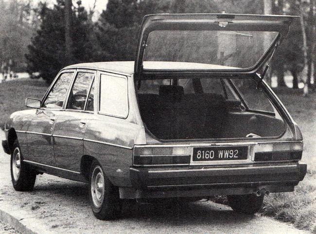 OG | 1977 Peugeot 604 Break | One-off prototype designed and built by Pichon-Parat